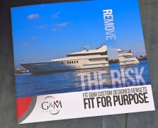 G&M generators awarded their marketing and PR account to us just before the 2012 Monaco Yacht Show. We have produced a new website and direct marketing material. The 2013 programme