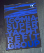 One of a series of brochure packs for ICOMIA